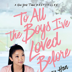 Lara Jean on the movie edition of the book