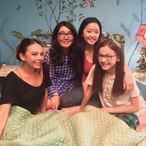 Song Girls and Jenny Han