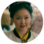 Lara Jean Covey Icon