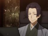 Kongou Mitsuko's Father