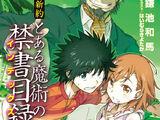 Shinyaku Toaru Majutsu no Index Light Novel Volume 03
