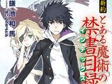 Shinyaku Toaru Majutsu no Index Light Novel Volume 10