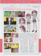 ShiraiKuroko-RailgunSBooklet