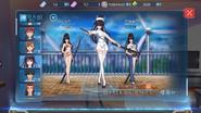 Index MMO - Kanzaki Kaori (Outfits)