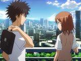 Toaru Kagaku no Railgun S Episode 12
