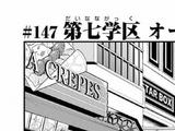 Toaru Majutsu no Index Manga Chapter 147