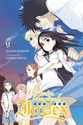 A Certain Magical Index Light Novel v09 cover