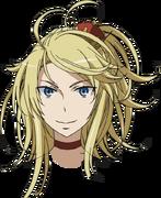 Carissa face (anime)