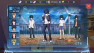 Index MMO - Kamijou Touma (Outfits)
