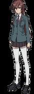 Kato (Hitokawa Hasami) Body (Accelerator Anime Design)