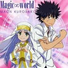 Magic-world cover