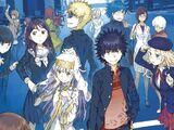 Toaru Majutsu no Index III Original Soundtrack 1