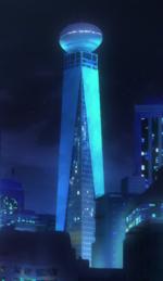 Lab building (Anime)