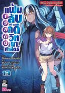 A Certain Scientific Railgun Manga v13 Thai cover