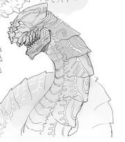 Extraterrestrial Dragon - Concept Design