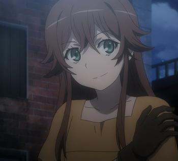 Anime (Hair Down)