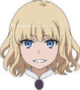 Leivinia face (Anime)