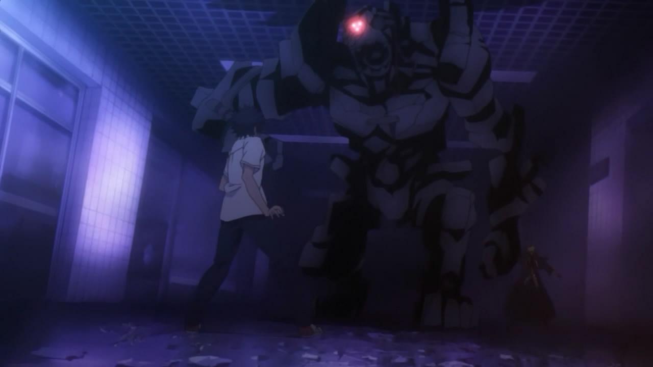 Toaru Majutsu no Index Episode 22   Toaru Majutsu no Index