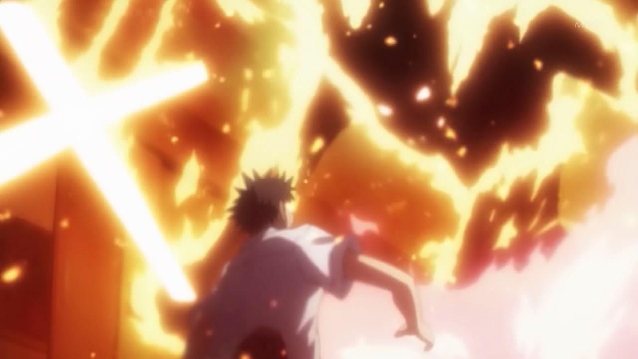 Toaru Majutsu No Index Episode 02 Toaru Majutsu No Index