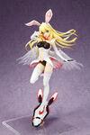 Shokuhou Misaki Bunny Maid Figure
