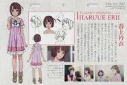 HaruueErii-RailgunSBooklet