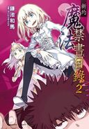 Shinyaku Toaru Majutsu no Index Light Novel v02 Chinese cover