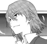 Kakine Teitoku Railgun manga
