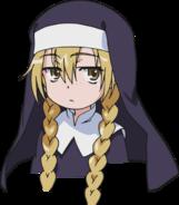 Angelene face (Anime)