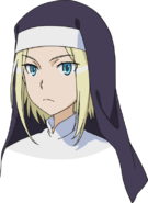 Lucia face (Anime)