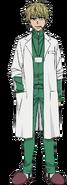 Hishigata Mikihiko Body (Accelerator Anime Design)