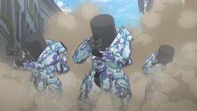 Avignon Cleanup Operation (Anime)