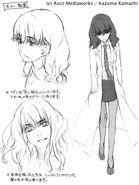 Kiyotaka's Kiyama Harumi Design1