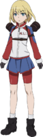 Floris (Index III Anime Design)