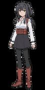 Yumiya Rakko (Railgun T Anime Design)