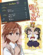 Toaru Kagaku no Railgun - Special Index Page