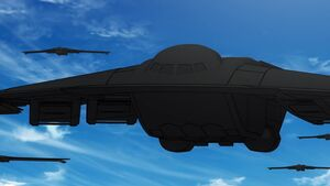 HsB-02 Stealth Bombers