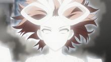 Misaka Mikoto Level 6 shift first transformation (Anime)