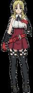 Esther Rosenthal Body (Accelerator Anime Design)