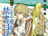 Shinyaku Toaru Majutsu no Index Light Novel Volume 22