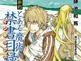 Shinyaku Toaru Majutsu no Index Light Novel Volume 22