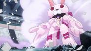 Naru's Psychokinesis