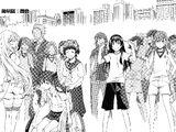 Toaru Kagaku no Railgun Manga Chapter 044