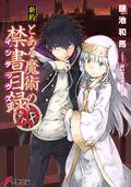 Shinyaku Toaru Majutsu no Index Light Novel v20 cover