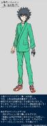 Kamijou Touma-St. Germain (GT2 Design)