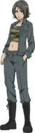 Teshio Megumi (Index III Anime Design)
