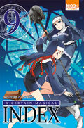 A Certain Magical Index Manga v09 French cover