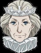 Elizard face (Anime)