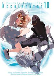 Toaru Kagaku no Accelerator Manga Volume 10 Title Page