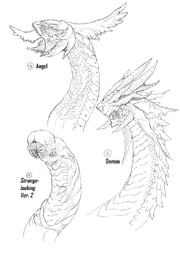 Dragon Designs 14-16 (Fuyukawa)