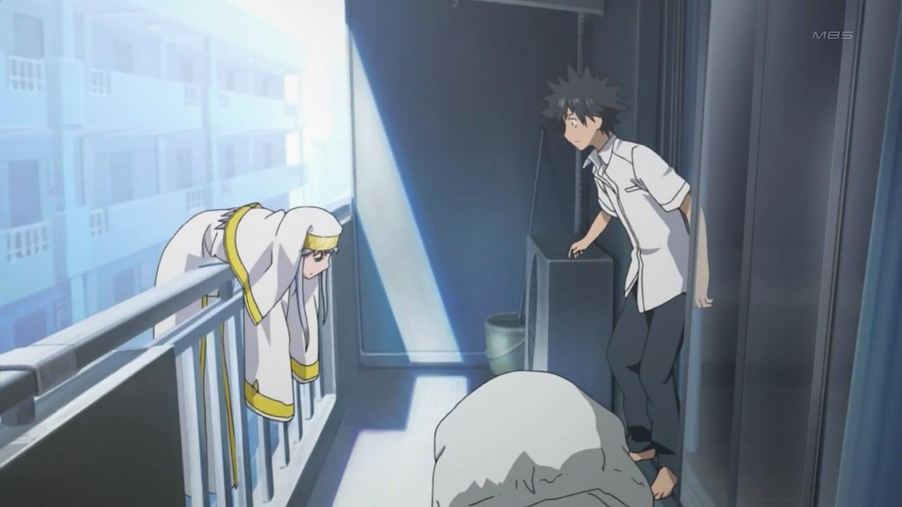 Toaru Majutsu no Index Episode 01 | Toaru Majutsu no Index Wiki